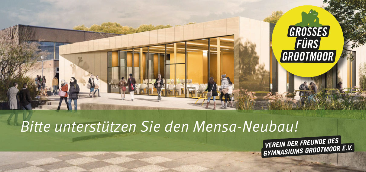Neubau der Mensa